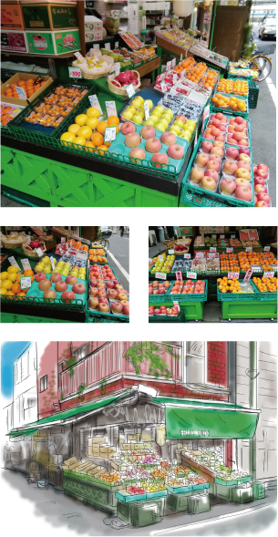 フルーツえんどう店舗画像