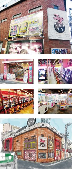 スロット・ゲームW店舗画像
