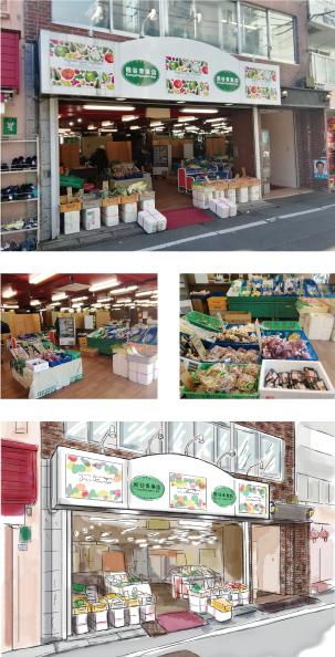 熊谷青果店舗画像